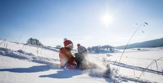 Luge, Snow / Luge tubing et espaces ludiques