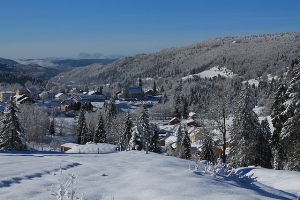 Family wintersport resorts