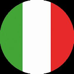 Langue parlée : Italien